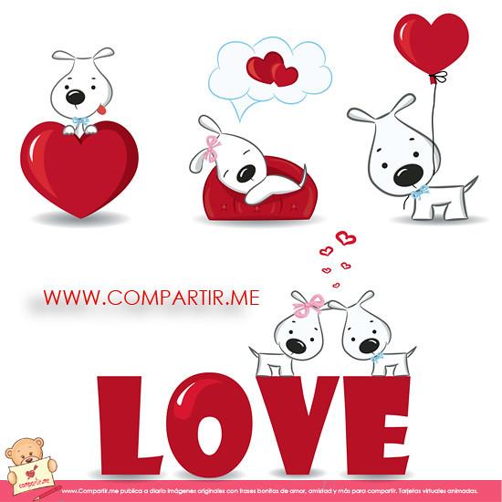 Frases De Amor Imágenes De Amor Con Dibujos Bonitos Flickr