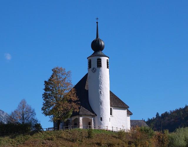 Kapelle Weißbach Obb.