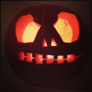 #halloween #lantern #pumpkin #31/10/13 #jacko'lantern #scary #horror