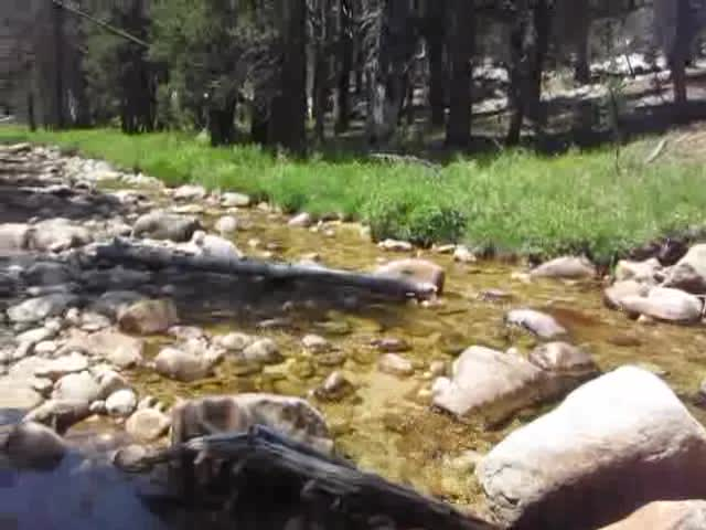 2418 Video of Matterhorn Creek