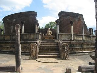 Watadage - Polonnaruwa