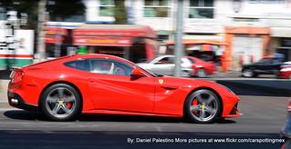 Ferrari F12 Berlinetta en México DF | by Daniel Palestino