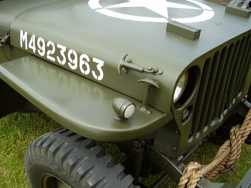 Willys Jeeps (2)