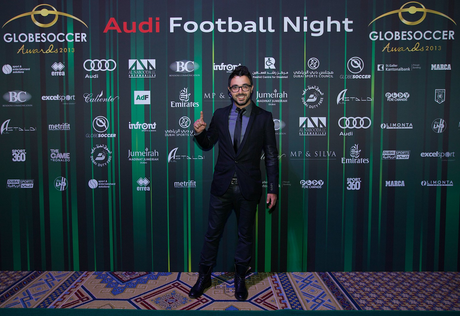 Globe Soccer Awards 070
