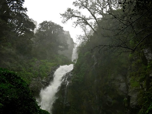 Tuliman Falls