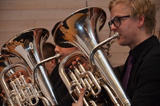 SYBB 2014-01-04 - Solo Eufonium - Johannes Forsberg
