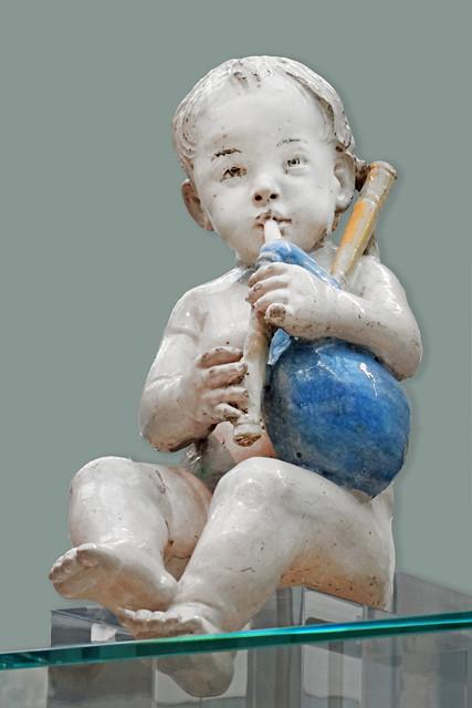 Le petit joueur de cornemuse (V&A Museum)