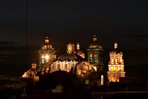 Catedral de Puebla. México