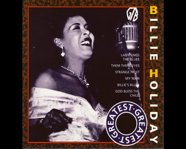 A Small Selection of my Billie Holiday CD Collection 019
