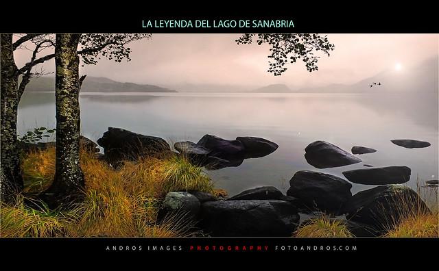 LA LEYENDA DEL LAGO DE SANABRIA ZAMORA