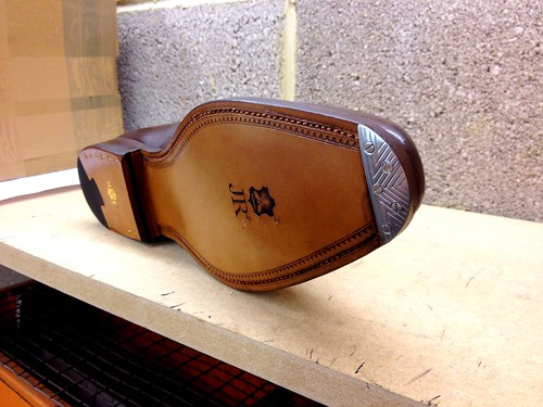 Leather Sole Replacement | by GoodyearWelted