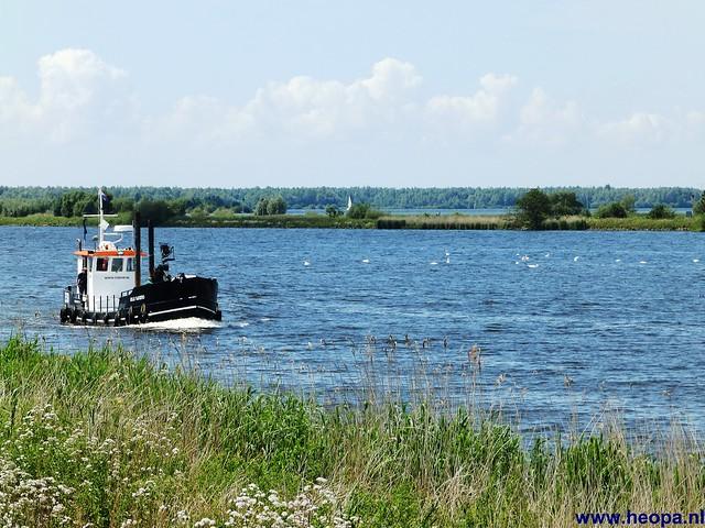 12-06-2014 Dronten Roggebotzand  20 Km (48)
