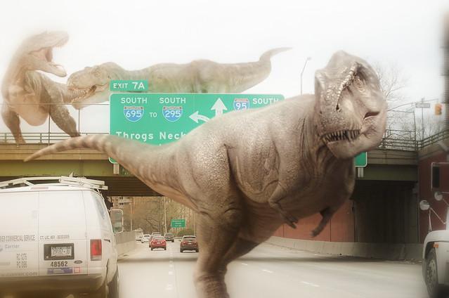 Dinosaur Express Way: Robert Bogdany