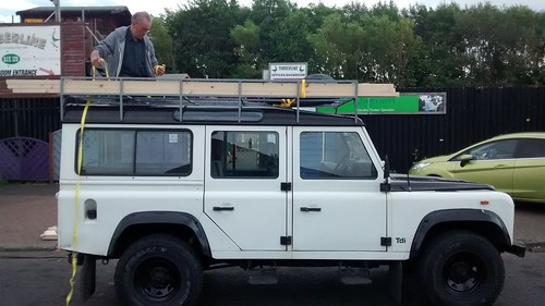 Land Rover Jul 14