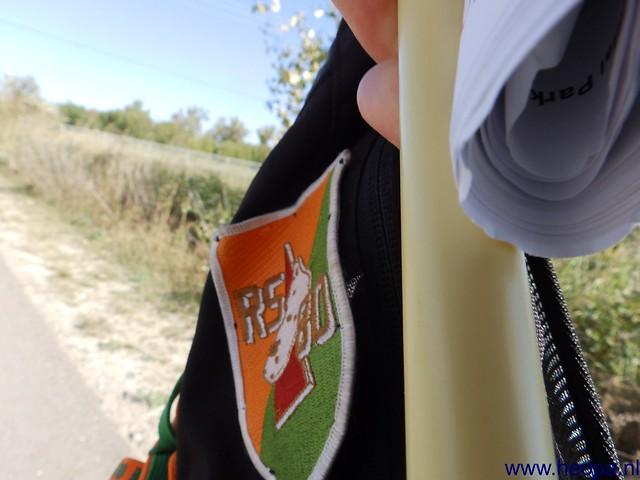 16-09-2013 De Vallei - fishcreek wandeling 36 Km  (7)