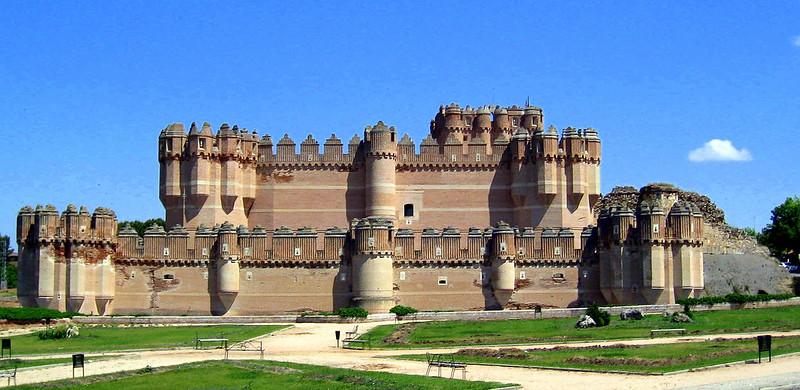 Castillo Coca