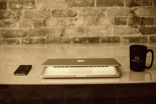 Open Apple MacBook Pro - Must Link to https://thoroughlyreviewed.com   by ThoroughlyReviewed