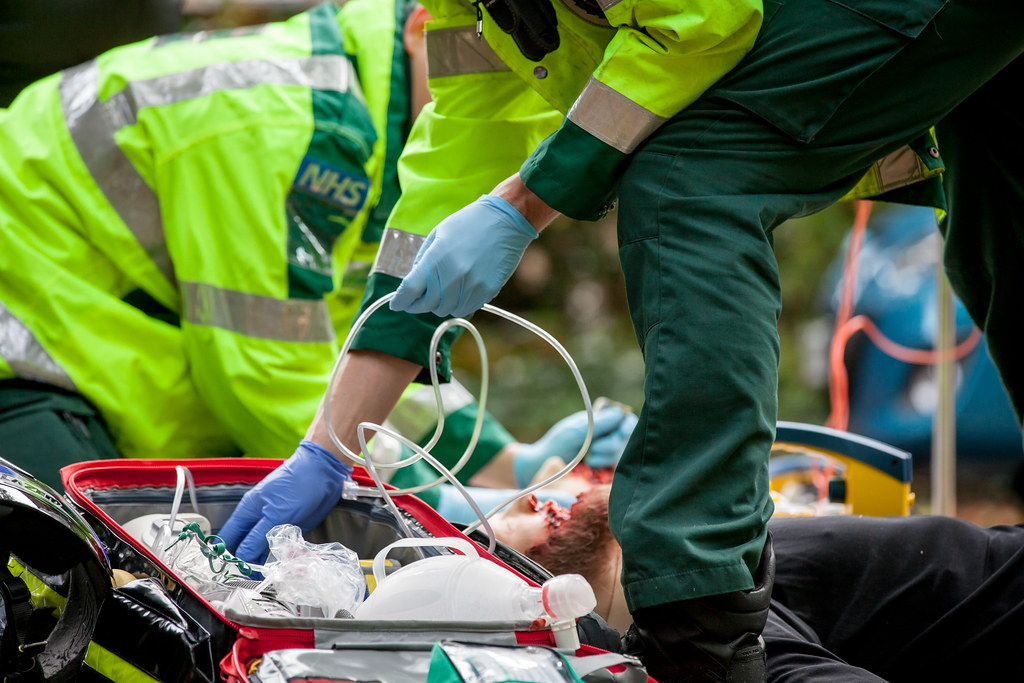 Gay ambulance high resolution stock photography and images