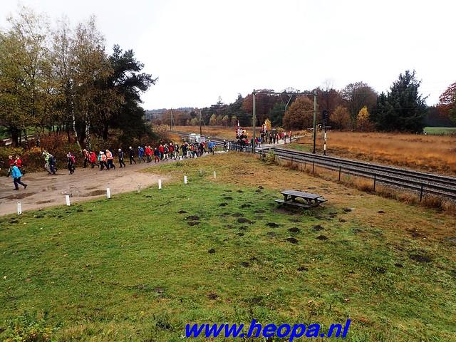 2016-11-16    3e Rondje-WolfHeze   25 Km  (49)