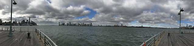 Panorámica del Hudson