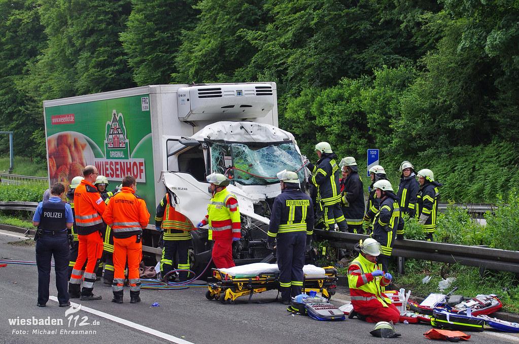 Unfall Niedernhausen
