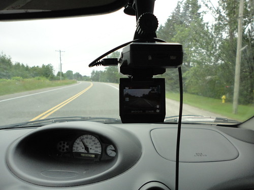 Dashcam in my car | by Roberrific
