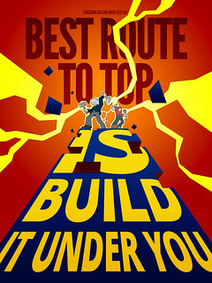 BUILD IT UNDER YOU - COLOR 04 | by FAKEGRIMLOCK