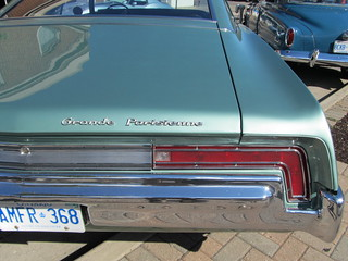 1968 Pontiac Grande Parisienne 396 coupe.