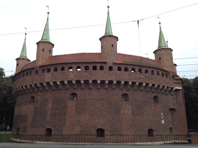 The Barbican, Krakow, Poland