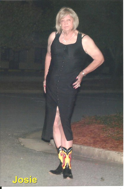 13 Josie @ Shannons Augusta Ga 11032013-6 size 10.5 - 2 inch heel western boots by Rocketbuster Boots, El Paso, Texas