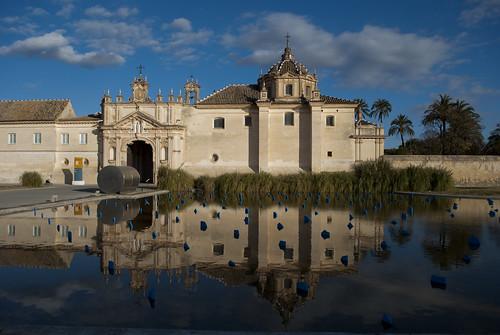 Monasterio de la Cartuja de Santa María de las Cuevas (SEVILLA)   by Buscavientos