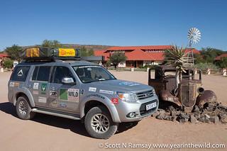 Ai-Ais National Park - Namibia | by scottnramsay