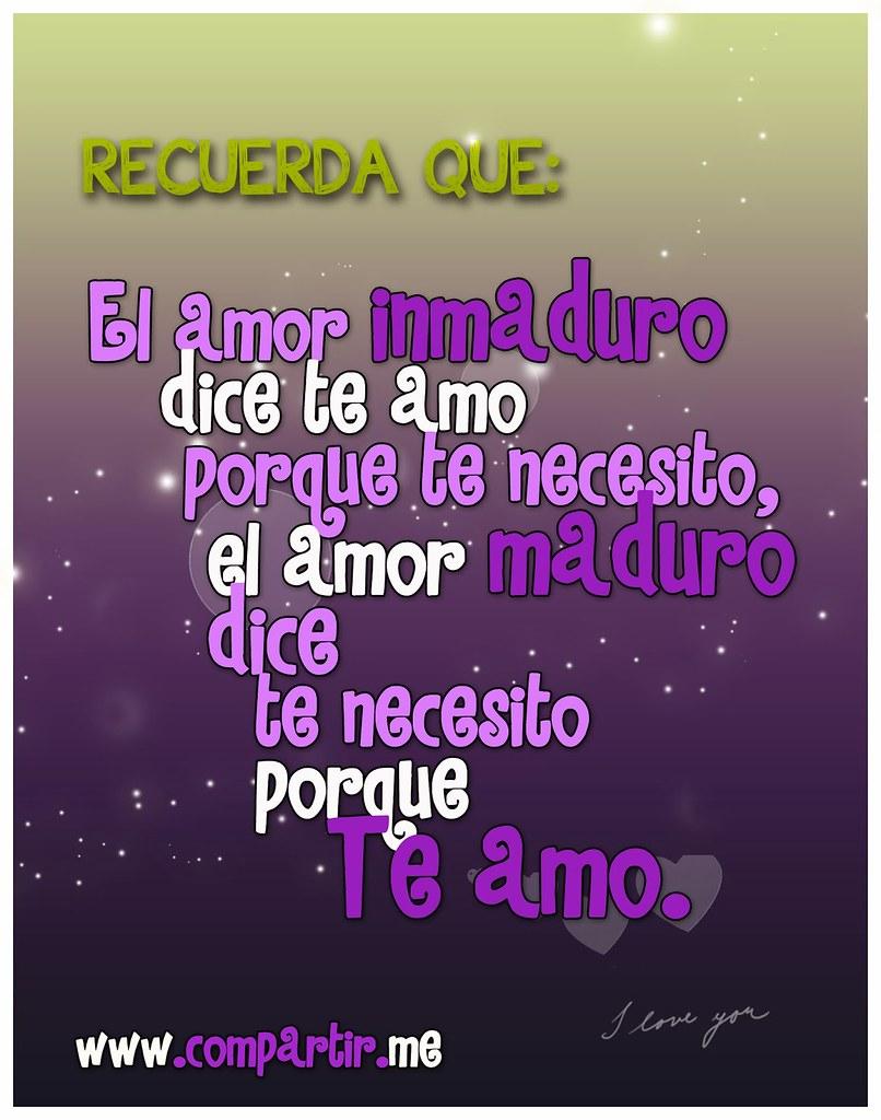 Frases De Amor Tarjeta Con Frase De Reflexión Acerca De E
