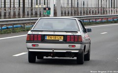 Mitsubishi Sapporo 2400 GLS automatic 1988