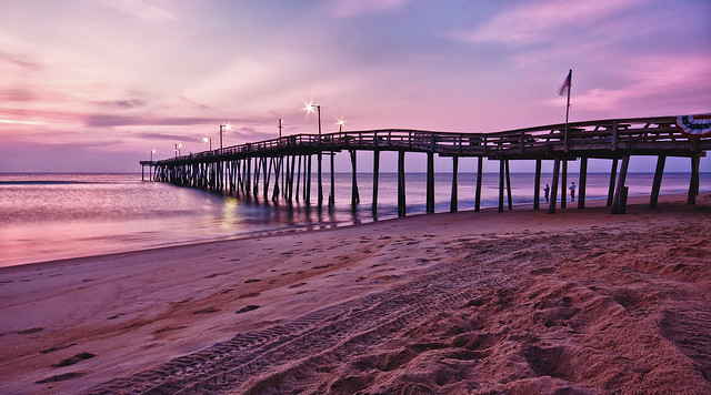 Nags Head Fishing Pier, Outer Banks