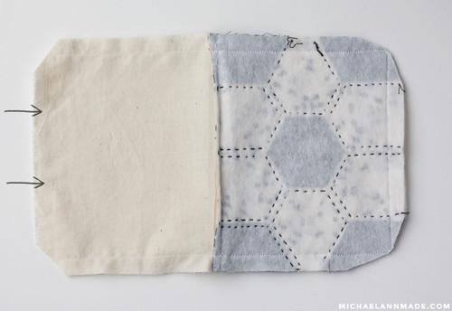 Quilted Zipper Pouch Tutorial   by michaelannn