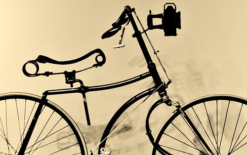 vintage bicycle explored DSC_7691 | by mallen...