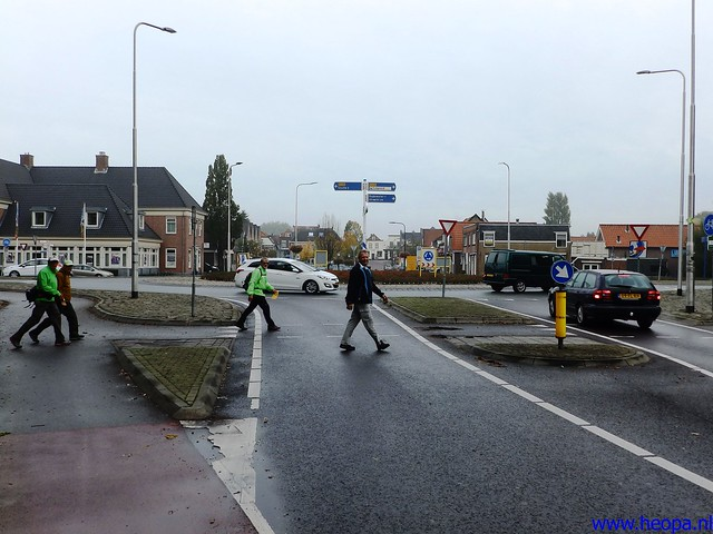 12-10-2013 Stolwijk  25.5 Km (33)