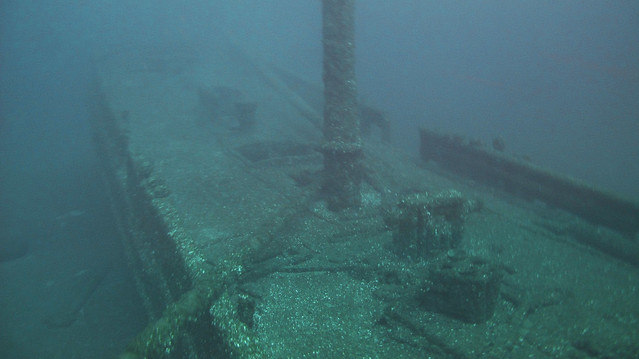 Shipwreck of the Defiance