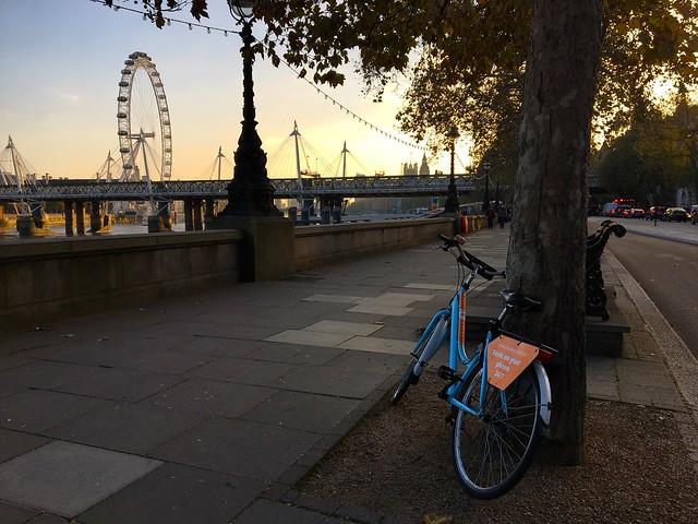 Donkey Republic London bike rental 40
