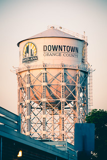 Santa Ana Water Tower | by C. Strife