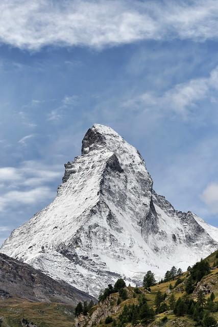 Le Cervin / Matterhorn [EXPLORED]