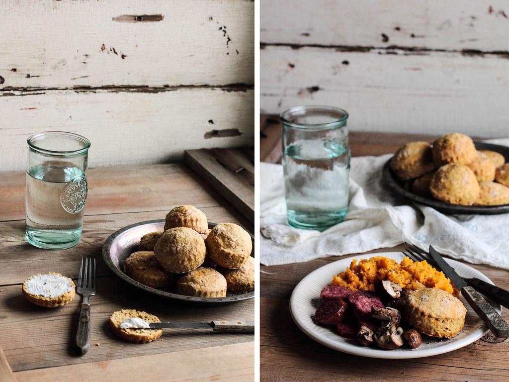Butternut Squash Biscuits Recipe Blog Facebook Kristin Rosenau Flickr
