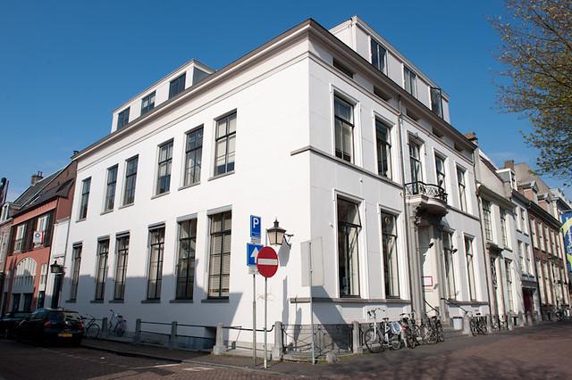 Woonhuis George Beens (1699-1779). Foto: Anna van Kooij 2012