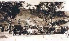 Hewett Clonlea Gawler Motor Cycle hill climb 1926
