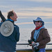 Gray Whale Watching tour. Sub Sea Tours, Morro Bay, CA - December 27, 2013 by Aprille Lipton