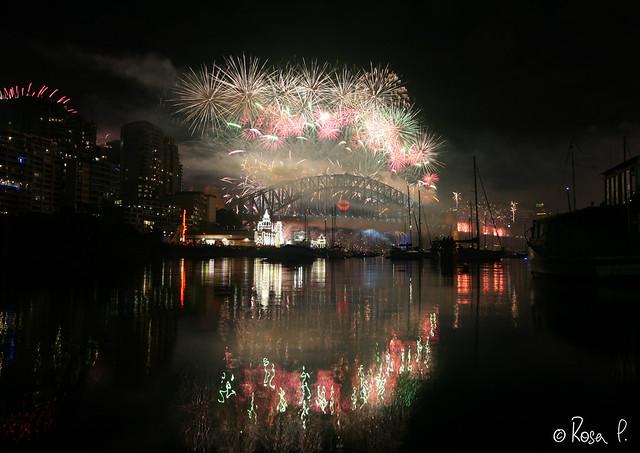 Australie - Fireworks