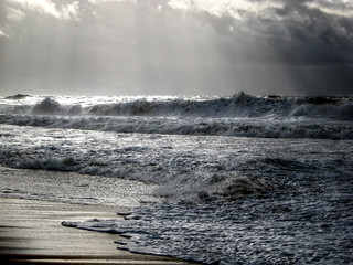 Ondres Plage Waves | by muffinn