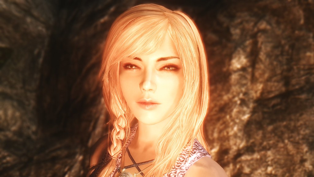 Victoria w/new blond hairstyle | K ENB Extensive 'The Living… | Flickr