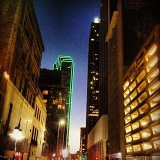 Downtown #dallas #texas | by axzm